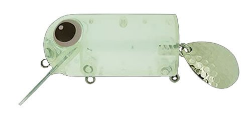 ZacT craft(ザクトクラフト) ルアー T-BUD(ティーバド) T-B2 CLEAR
