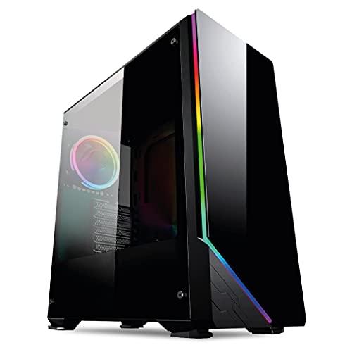 PC Gamer Intel Core i7, Geforce GTX 1050 Ti 4GB, 8GB, SSD 240GB, HD 1TB, 500W, 3green XP