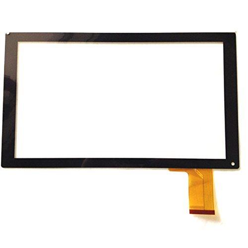 """Negro Color EUTOPING ® De Nuevo 10.1 Pulgadas Pantalla tactil Digital La sustitución de para 10.1"""" Carrefour CT1000 CT1005"""