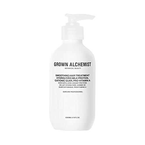 Grown Alchemist Smoothing - Hair Treatment - Hydrolyzed Milk Protein, Cationic Guar, Pro-Vitamin A, 200ml
