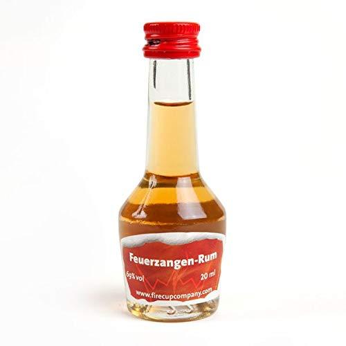 FeuerzangenRum - DAS Original - Für bestes Karamellisieren Einer frisch & brennend servierten FeuerzangenBowle -