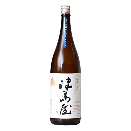 津島屋 (つしまや) 信州産美山錦 純米吟醸 ひやおろし 岐阜県産 1800ml