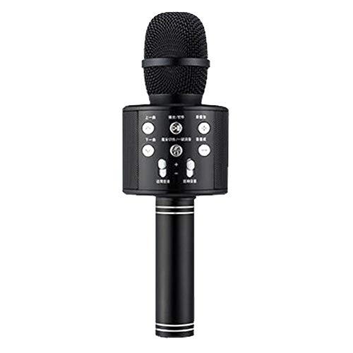 Helmay draagbare draadloze bluetooth-microfoon handzaam spreken zingen karaoke-microfoon USB-conferentie net Class computermicrofoon
