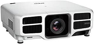 PowerLite Pro L1300U - 8000 Lumens WUXGA 3LCD Projector Medium-Throw Zoom Lens - Bundle Includes HDMI Cable + Microfiber Cleaning Cloth