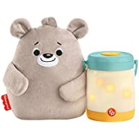 Fisher-Price Baby Bear Firefly Soother Lightup Nursery Sound Machine