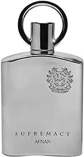 Supremacy Silver by Afnan Perfumes - perfume for men - Eau De Parfum, 100 ml