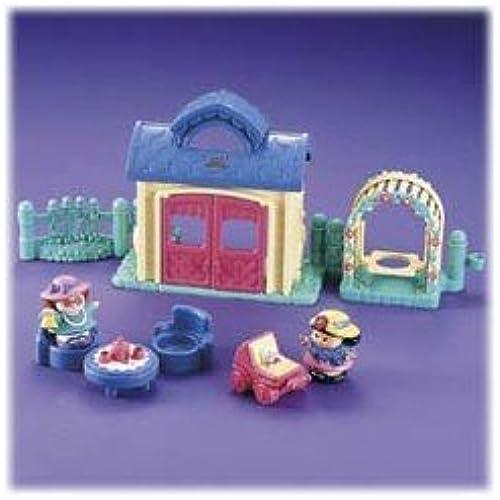 Fisher Price B3004 - Little People pielfreunde Set