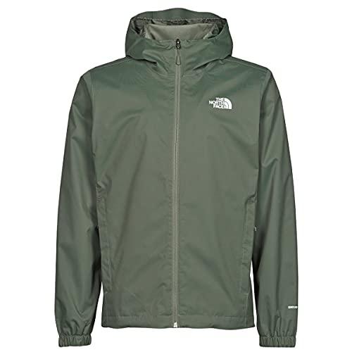 The North Face, M Quest Jkt - Chaqueta cortavientos para hombre Agave Green XS