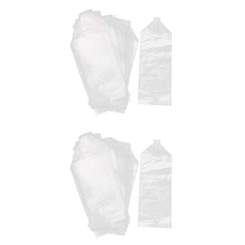 joyMerit 100 Stück Zierfische Transport & Transfer Plastiktüten Schweißen Siegel