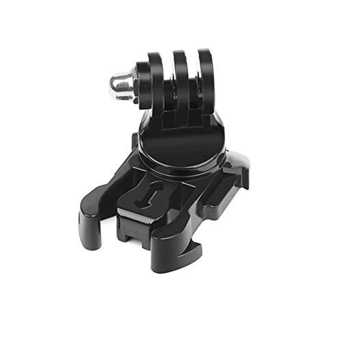 FUQUANDIAN 360 Grados giran J-Hook Superficie Hebilla Base Vertical Adaptador de Montaje for GoPro héroe 8/7/5 for Xiaomi Yi Sjcam Sj4000 Accesorios Accesorios de Soporte (Colour : Type 2)
