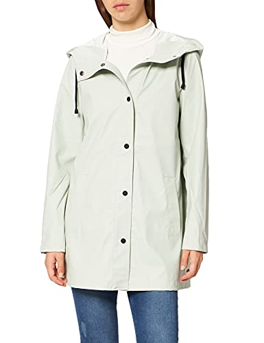 Only Onlellen Raincoat CC Otw Chaqueta, Mercury, M para Mujer