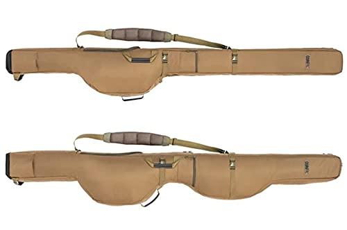 Korda Carp Fishing Luggage Compac 5 Rod Holdall 12ft Padded Shoulder Strap designed for Big Pit...