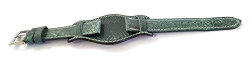 Correa Bund Discovery con tapa. 18 mm, 20 mm, 22 mm. Fabricado en Italia. Correa 20 - 18...