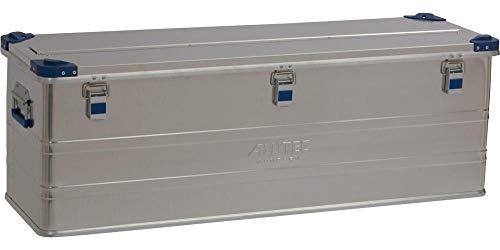 ALUTEC MÜNCHEN Transportkiste Industry 153 - Aluminium Box 153 Liter mit Deckel