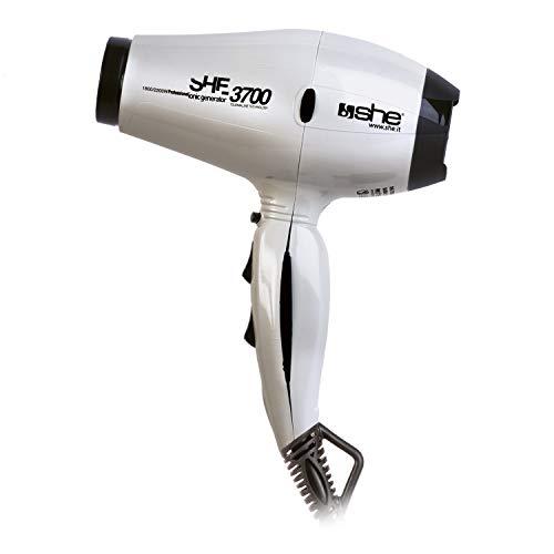 SHE she-3700.BLANCO secador de pelo, blanco