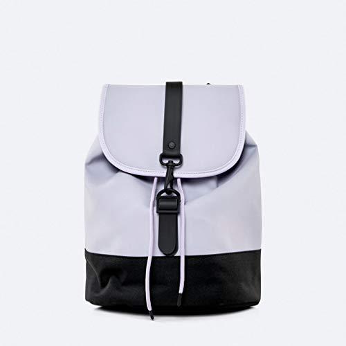 Rains Drawstring Backpack Lavender One Size