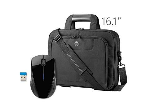 HP 2-In-1 Accessoireset (16,1 Inch/16,1 Inch/16,1 Inch/16,1 Inch/16,1 Inch) Met Draagtas En Draadloze Muis 220) voor Laptop/Chromebook/Mac