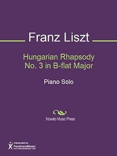 Best franz liszt hungarian rhapsody 3 Reviews