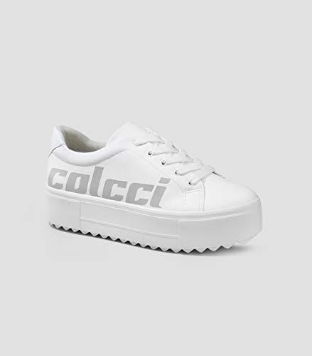 Tênis Colcci Elisa, Branco, 36