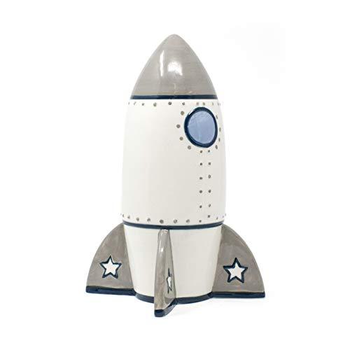 Spaceship Piggy Bank