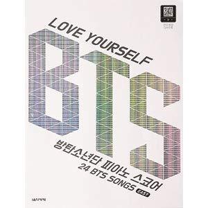 韓国楽譜集 LOVE YOURSELF BTS...