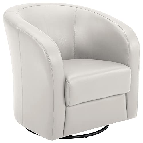 TITLE_CHITA Swivel Accent Living Room Club Chair