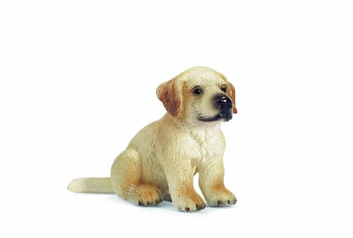 Schleich 16342  -  Figura/ Miniatura Granja, Cachorro Golden Retriever
