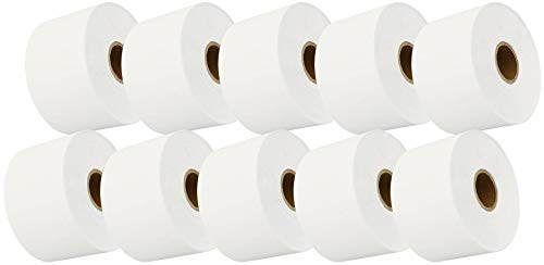 Cartridges Kingdom 10 x S0929100 51mm x 89mm Terminvereinbarungskarte/Namensschild (300 Stück/Rolle) kompatibel zu Dymo LabelWriter 4XL Etikettendrucker