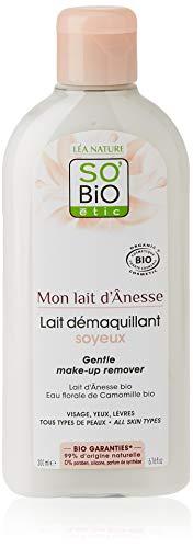 So'Bio Étic Mon Lait d'Ânesse Lait Démaquillant Soyeux 200 ml