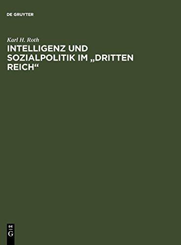 Intelligenz und Sozialpolitik im