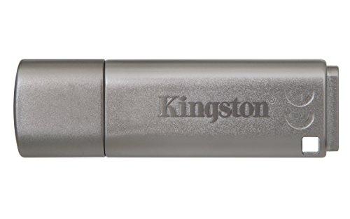 Kingston Data Traveler Locker + G3 (DTLPG3/16GB) USB 3.0 Schutz persönlicher Daten und automatisches Cloud-Backup