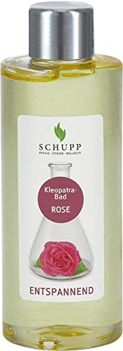 Kleopatra-Bad Rose 100 ml Wellness-Badezsuatz