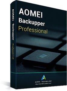 Aomei Backupper Professional Edition - Offizieller Partner von AOMEI (Lieferung elektronisch)