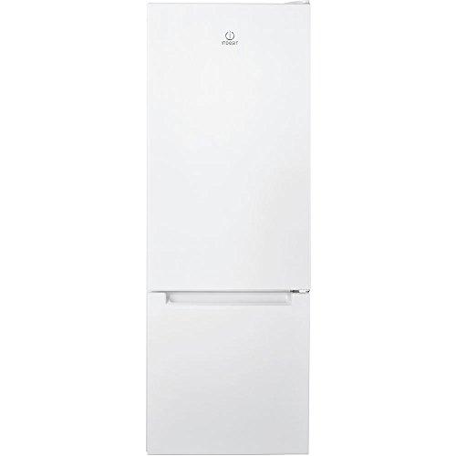 Indesit - Frigorifero con congelatore di colore bianco, capacità: 196 e 75 litri, classe energetica: A+, modello: LR6S1W, da incasso: no