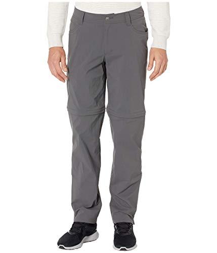 Marmot Men's Transcend Convertible Pant, Slate Grey, 32