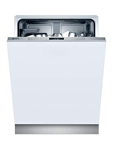 Neff S275HAX29E N 50 XXL - Lavavajillas totalmente integrado, 13 cubiertos, 60 cm