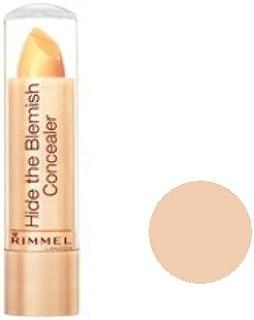 6 Pack) RIMMEL LONDON Hide The Blemish Concealer - Ivory: Amazon.es: Belleza
