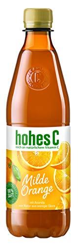 hohes C Milde Orange - 100% Saft, 12er Pack (12 x 500 ml)