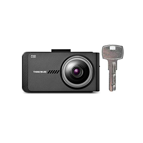 THINKWARE X700 Car Dash Cam 1080P FHD 140°Wide Angle Dashboard Camera Recorder for Cars with G-Sensor, Car Camera w/Sony Sensor, Night Vision, Loop Recording, 16GB, Optional Parking Mode and GPS