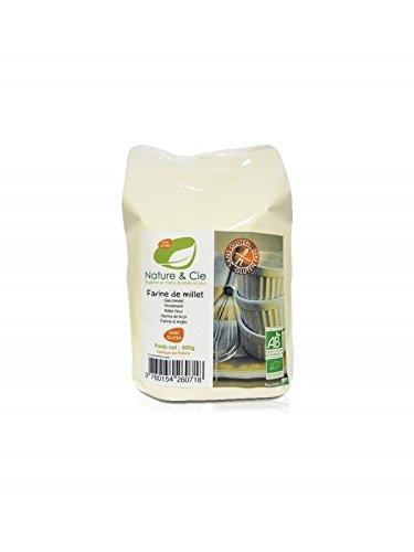 Nature Et Cie - Farine de millet 500g natur compagnie bio