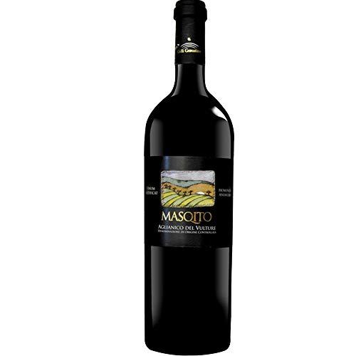 Aglianico del Vulture Doc   Masqito   Colli Ceretino   Vino Rosso della Basilicata   Eccellenza Lucana   Idea Regalo