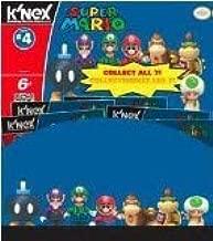 K'Nex Super Mario Series 4 Blind Bags (Single Packet) by K'Nex