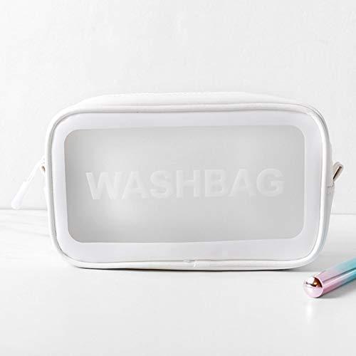 Accesorios Baño Organizador Maquillaje Portátil A Prueba De Agua Artículos De Tocador Cosméticos Maquillaje De Viaje Lavado Cosmético Bolsa De Cepillo De Dientes Bolsa Organizadora