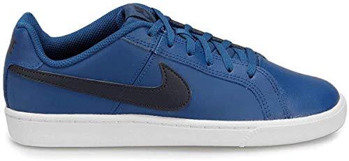 Nike Court Royale (GS), Zapatillas de Tenis Hombre, Multicolor (Gym Blue/Obsidian/White 403), 38.5 EU