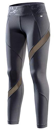 RION Active Women's Yoga Compression Leggings Workout Pants