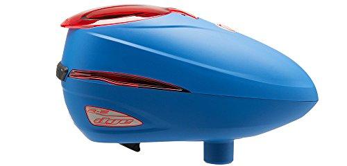 Dye Loader Rotor R2 Patriot, Rot/Blau/Grau, One Size