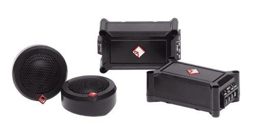 "Rockford Fosgate P1T-S 1"" 240 Watt Dome Car Audio Stereo Tweeter Systems"