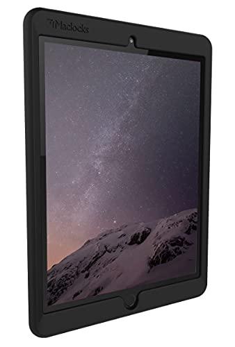 Maclocks BNDIPA 9,7 Pollici Nero Custodia Protettiva per Tablet-Custodia per Tablet, in Silicone, Colore: Nero, Apple iPad Air 2