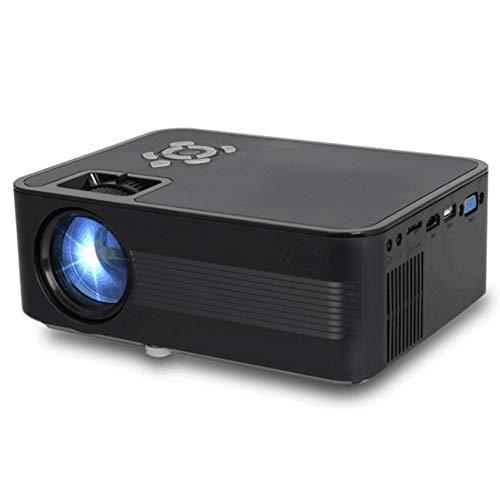 Android Kleiner Film Netzwerk Projektor ausgestattet 800X480P mit 2000 Lux, mit WiFi Bluetooth, Online-Film-Spiel-Handy mit dem gleichen Bildschirm unterstützen