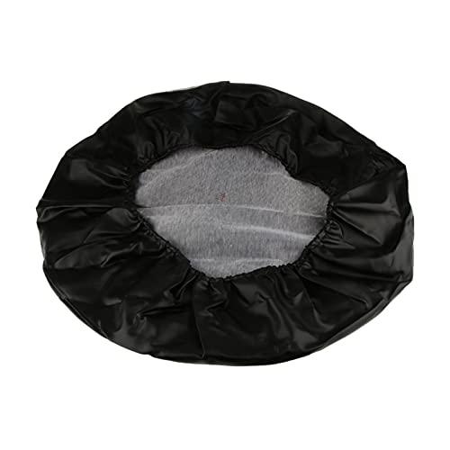 XNSCL Tapas elásticas de repuesto para neumáticos de 76 a 79 cm de diámetro, para neumáticos de 76 a 79 cm de diámetro, protege los neumáticos del sol, las heladas, la nieve y el mal tiempo